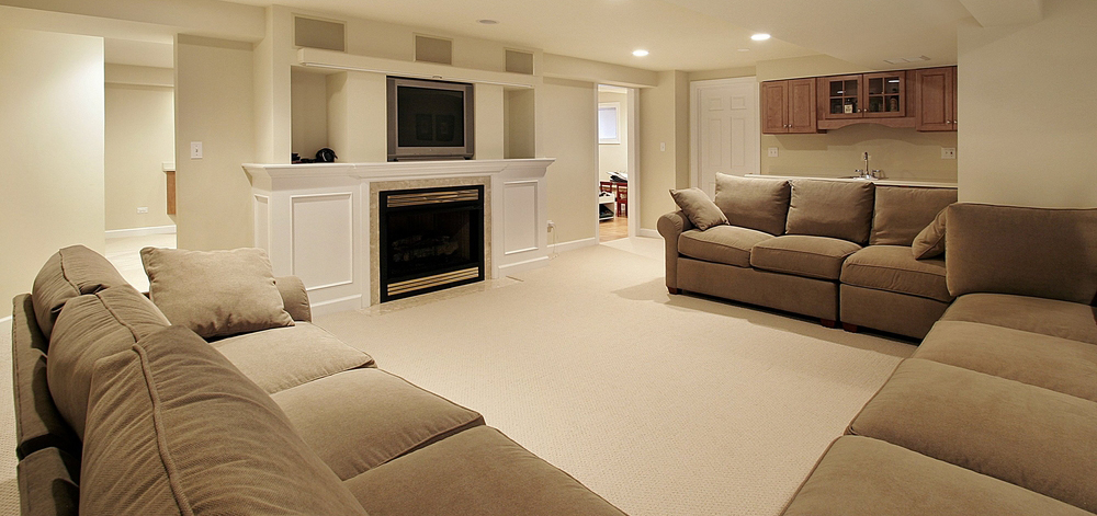 How Much Does A Basement Remodel Or Finish Cost Handyman Hub Stunning Basement Remodeling Denver