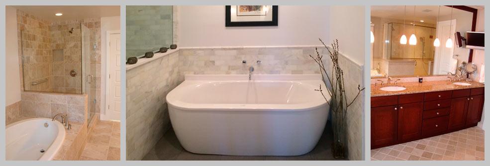 Handyman Hub bathroom remodel