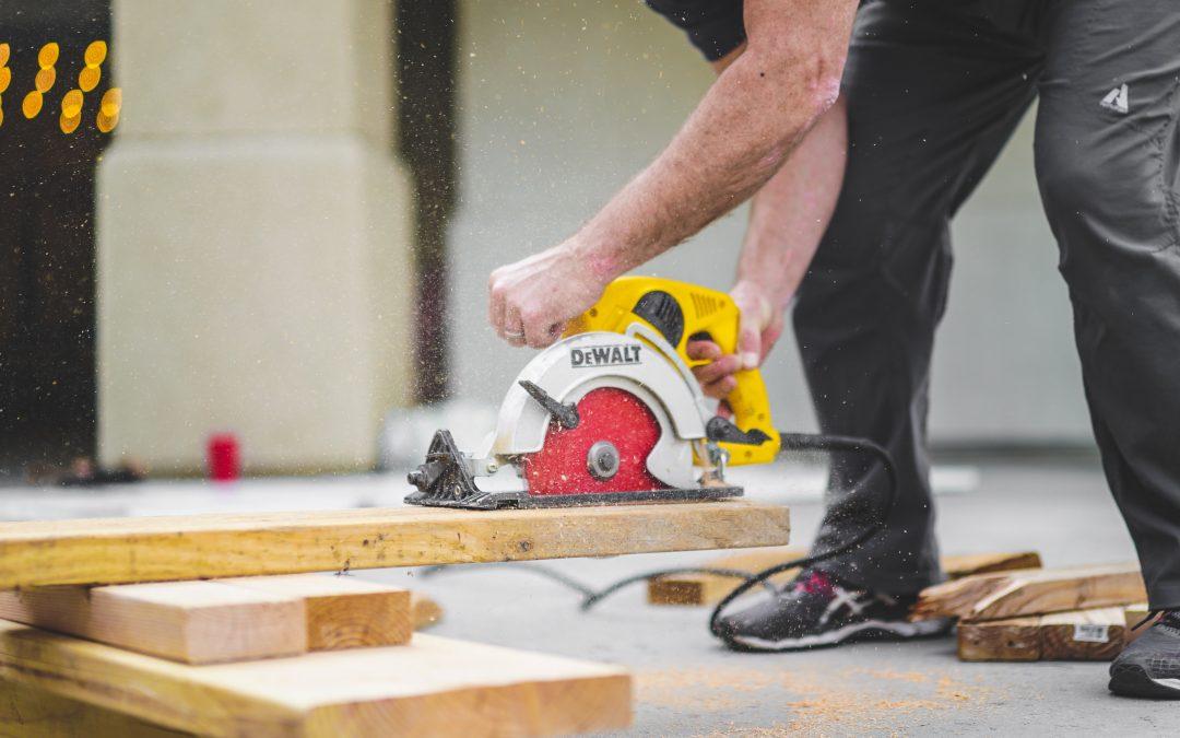 handyman repairing Colorado Springs home